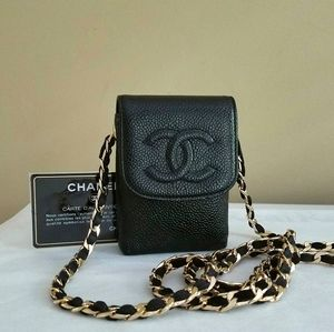 Chanel Timeless Micro Pouch Woc Crossbody